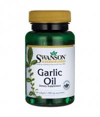 SWANSON Garlic Oil / 250 Soft