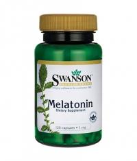 SWANSON Melatonin 1mg. / 120 Caps