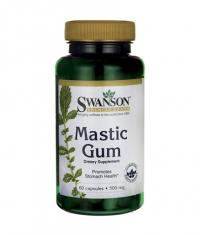 SWANSON Mastic Gum 500mg. / 60 Caps