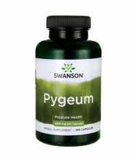 SWANSON Pygeum 500mg. / 100 Caps