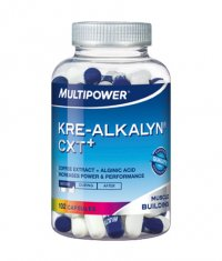 MULTIPOWER Kre-Alkalyn + CXT /102 Caps./