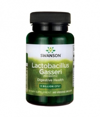 SWANSON Lactobacillus Gasseri 3 Billion CFU / 60 Vcaps