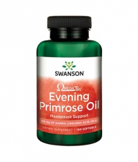 SWANSON Evening Primrose Oil 1.3g. / 100 Soft.