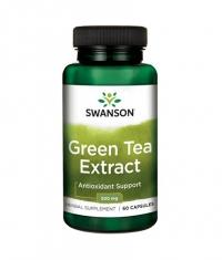 SWANSON Green Tea Extract 500mg. / 60 Caps