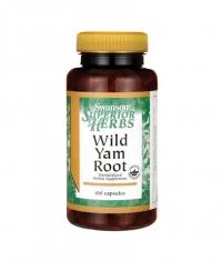 SWANSON Wild Yam Root / 100 Caps