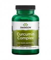 SWANSON Curcumin Complex / 60 Vcaps