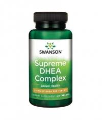 SWANSON Supreme DHEA Complex / 45 Tabs