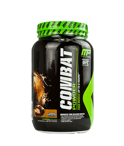 muscle-pharm Combat Powder /NEW Formula/