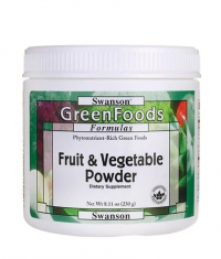 SWANSON Fruit & Vegetable Powder