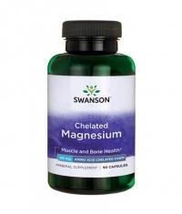 SWANSON Chelated Magnesium 133mg. / 90 Caps