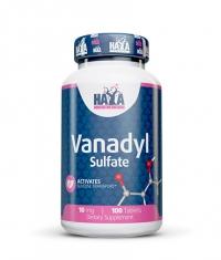 HAYA LABS Vanadyl Sulfate 10mg / 100 Tabs