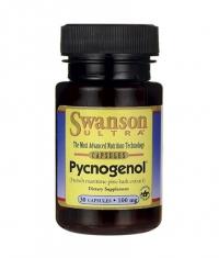 SWANSON Pycnogenol 100mg. / 30 Caps