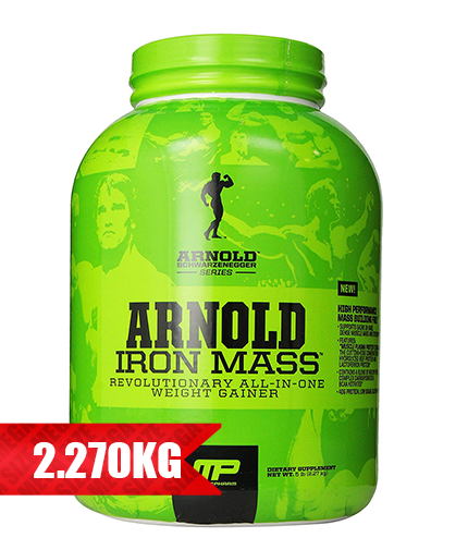 mp-arnold-series Iron Mass 5 Lbs.