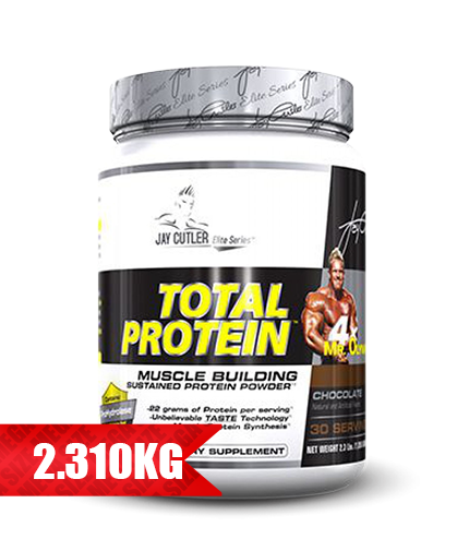 jay-cutler-elite-series Total Protein 30 Serv.
