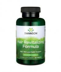 SWANSON Hair Revitalizing Formula / 60 Tabs