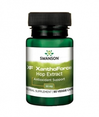 SWANSON XanthoForce Hop Extract 50mg. / 90 Vcaps
