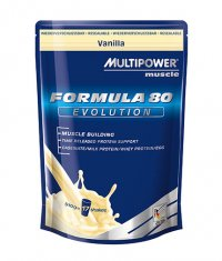 MULTIPOWER Formula 80 Evolution Bag 500g.