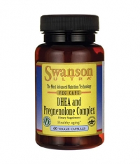 SWANSON DHEA and Pregnenolone Complex / 60 Vcaps