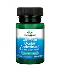 SWANSON Ultimate Ocular Antioxidant / 30 Soft