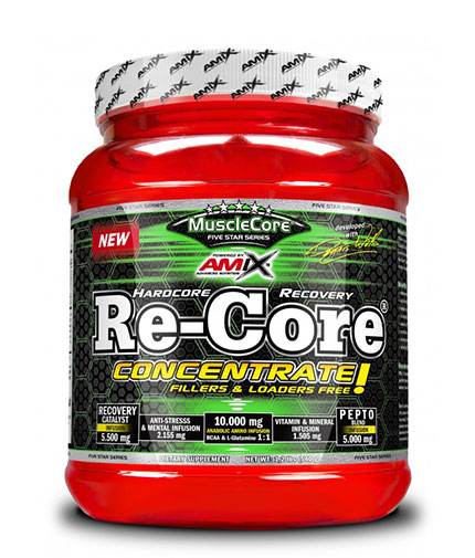 AMIX MuscleCore Re-Core Concentrate 540g.