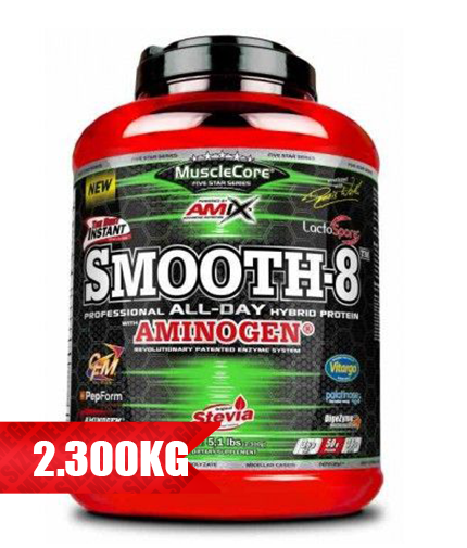 amix MuscleCore Smooth-8
