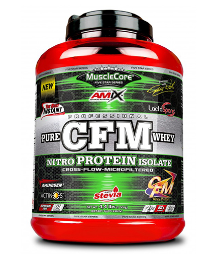 AMIX MuscleCore CFM Nitro Protein Isolate