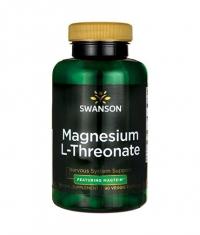 SWANSON Magnesium L-Threonate / 90 Vcaps