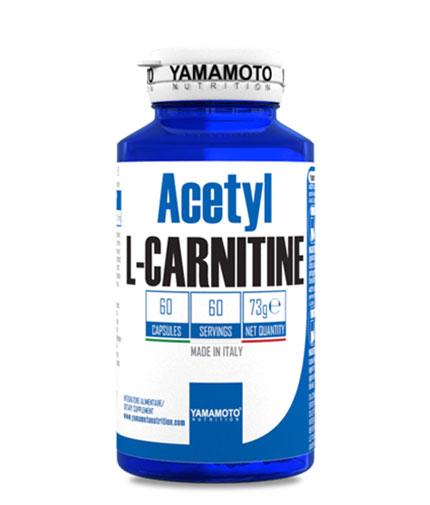 yamamoto Acetyl L-CARNITINE 1000mg. / 60 Caps