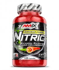 AMIX Nitric 125 Caps.