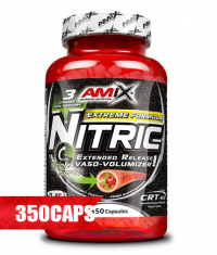 AMIX Nitric 350 Caps.