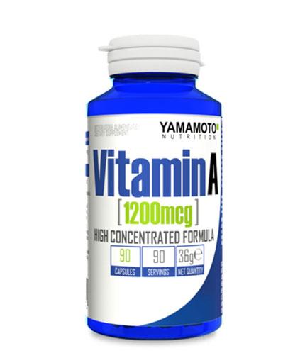 yamamoto Vitamin A 1200mcg. / 90 Caps