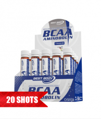 BEST BODY BCAA Aminobolin /20x25ml/