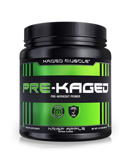 kaged-muscle Pre-Kaged / 20 Serv.