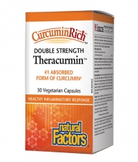 NATURAL FACTORS CurcuminRich Theracurmin / 30 Vcaps