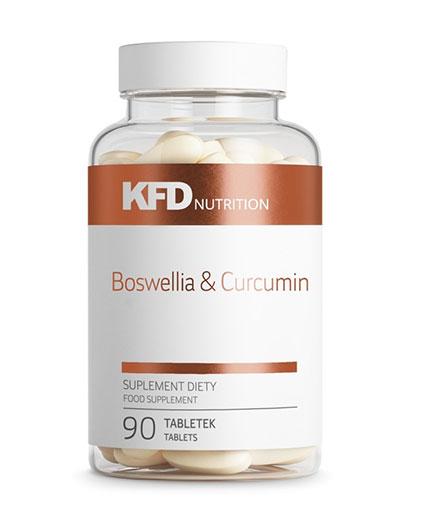 kfd Boswellia & Curcumin / 90 Tabs