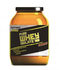 MULTIPOWER Pure Whey Isolate 100