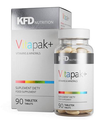 kfd VitaPak2+ / 90 Tabs