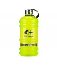 4+ NUTRITION Water Bottle / Yellow