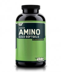 OPTIMUM NUTRITION AMINO 2222  300 softgels