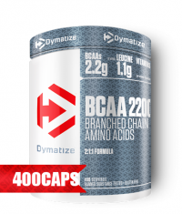 DYMATIZE BCAA Complex 2200 / 400 Caps.