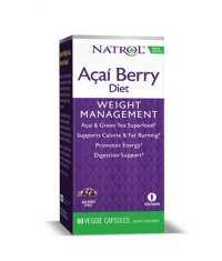 NATROL Acai Berry Diet 60 Caps.