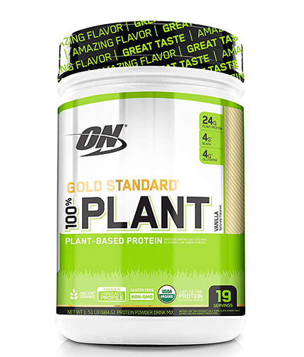optimum-nutrition 100% Plant Gold Standard