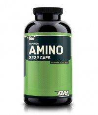 OPTIMUM NUTRITION Superior Amino 2222 / 300 Caps.