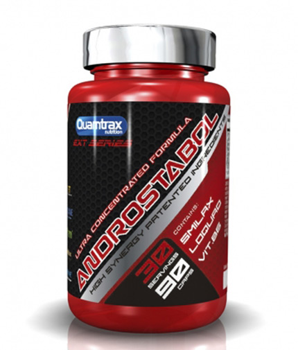 QUAMTRAX NUTRITION Androstabol / 30 Caps.