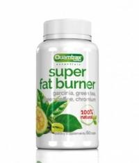 QUAMTRAX NUTRITION Super Fat Burner / 60 Caps.