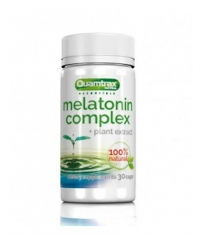 QUAMTRAX NUTRITION Melatonin Complex / 30 Caps.