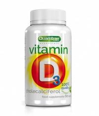 QUAMTRAX NUTRITION Vitamin D3 / 60 Caps.