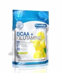 QUAMTRAX NUTRITION Direct BCAA + Glutamine Powder