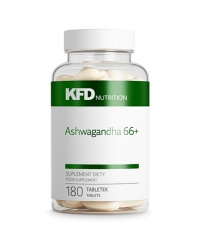 KFD Ashwagandha / 180 Tabs.