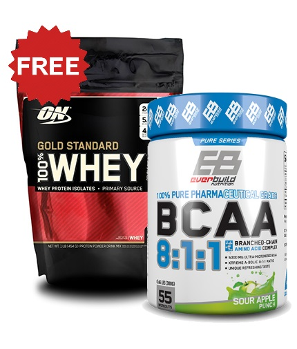 promo-stack Whey + BCAA Promo Stack